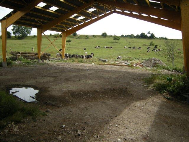 Concept bois b timent agricole bois stokage agricole for Grange oise